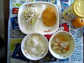 12.3えびカツ・ワンタン給食.jpg